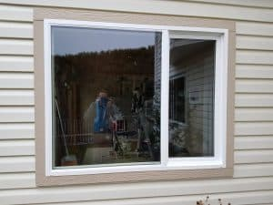 Exterior Window Trim Glenrosa West Kelowna