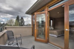 Folding Sliding Door Downtown Kelowna