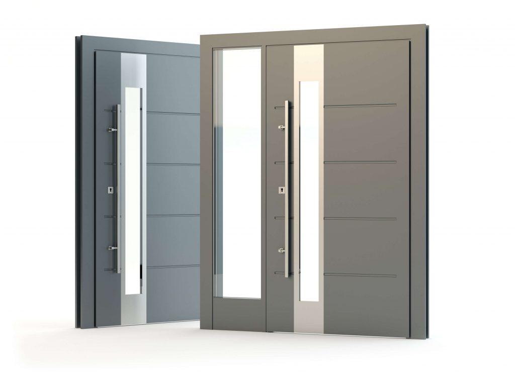 Steel Entry Door Installation in Kelowna